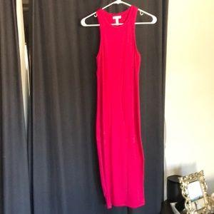 Leith Pink Bodycon Dress